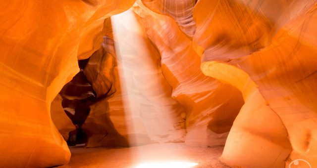 Tag 27 - Upper Antelope Canyon-Monument Valley